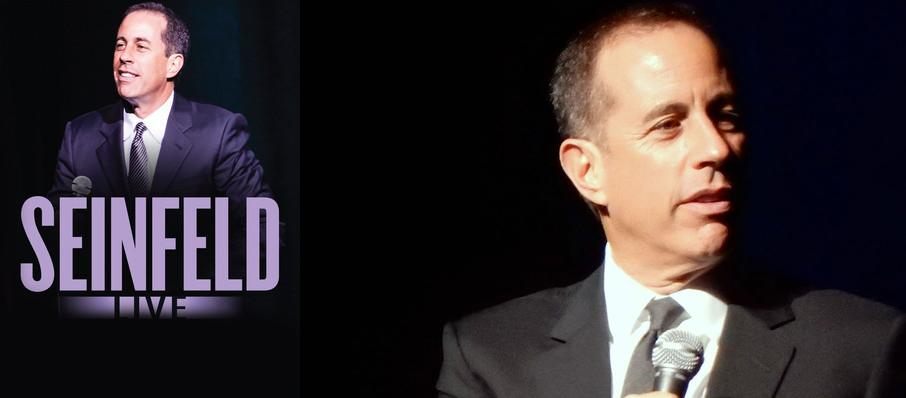 Jerry Seinfeld at Akron Civic Theatre