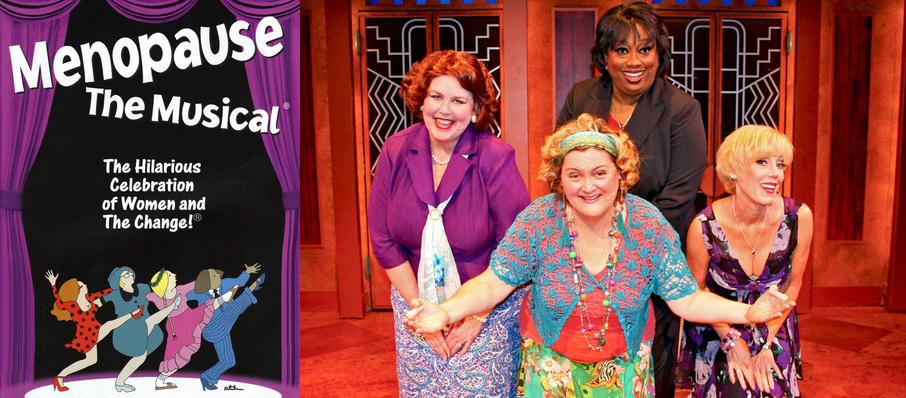 Menopause - The Musical at Akron Civic Theatre