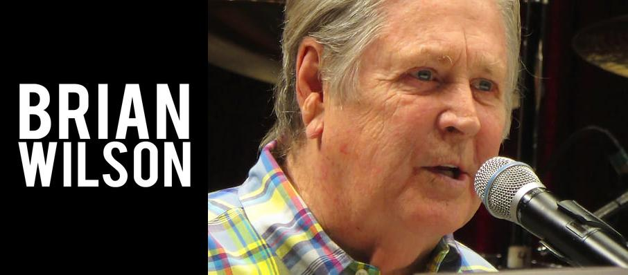 Brian Wilson at Blossom Music Center