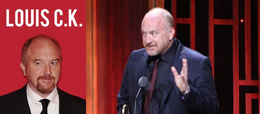 Louis C.K. at Goodyear Theater