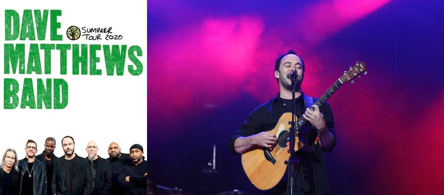 Dave Matthews Band at Blossom Music Center