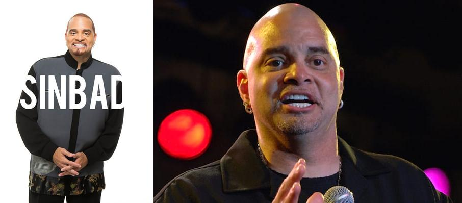 Sinbad at MGM Northfield Park