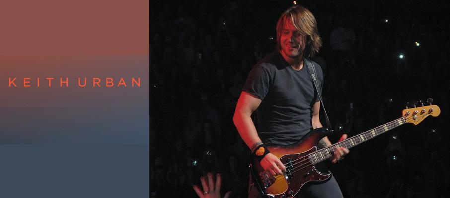 Keith Urban at Blossom Music Center