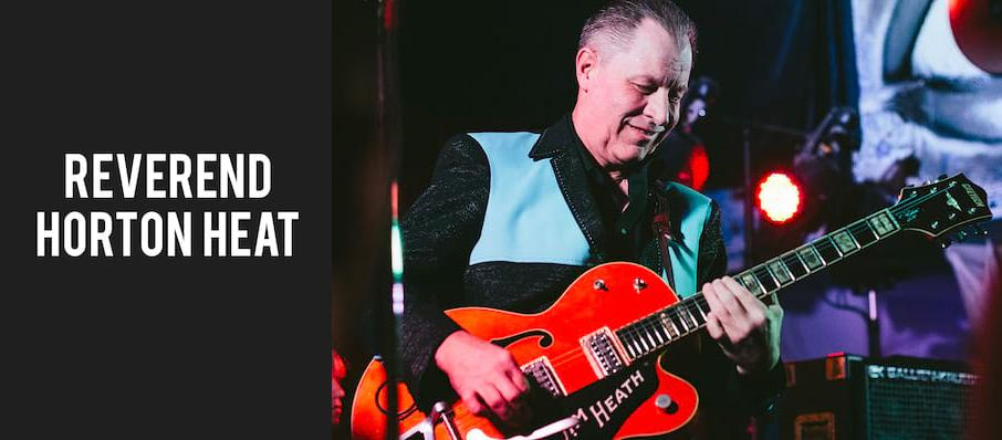 Reverend Horton Heat at Musica