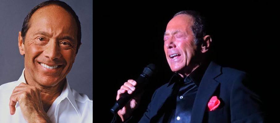 Paul Anka at MGM Northfield Park