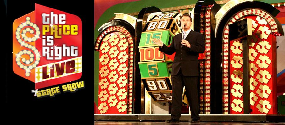 The Price Is Right - Live Stage Show at Akron Civic Theatre