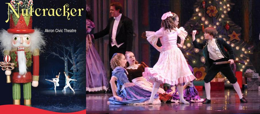 Ballet Theatre Of Ohio - The Nutcracker at Akron Civic Theatre