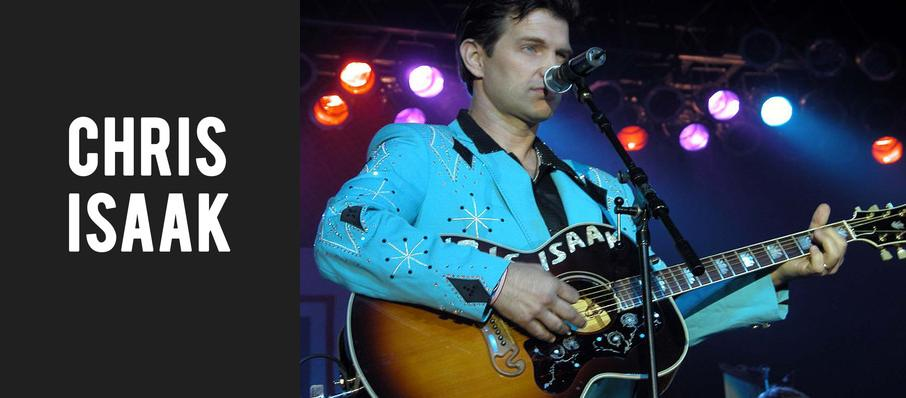 Chris Isaak at MGM Northfield Park