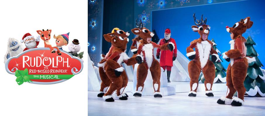 Rudolph the Red-Nosed Reindeer at Akron Civic Theatre