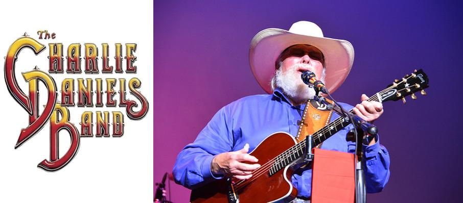 Charlie Daniels Band at Akron Civic Theatre