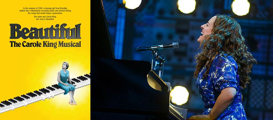 Beautiful: The Carole King Musical at E J Thomas Hall