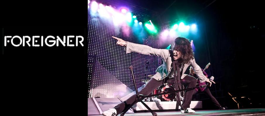 Foreigner at Blossom Music Center