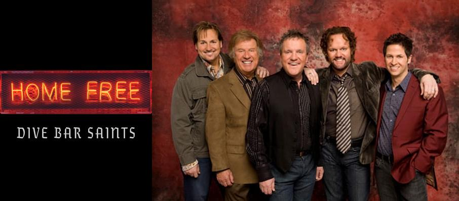 Home Free Vocal Band at Akron Civic Theatre
