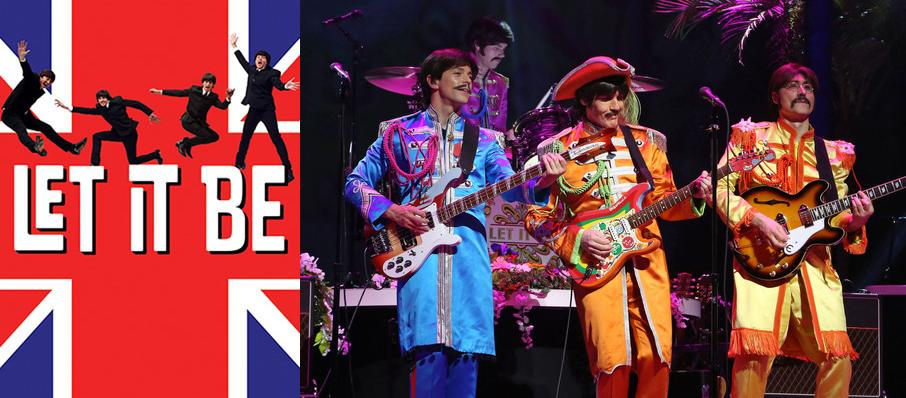 Let It Be: A Celebration Of The Music Of The Beatles at Akron Civic Theatre