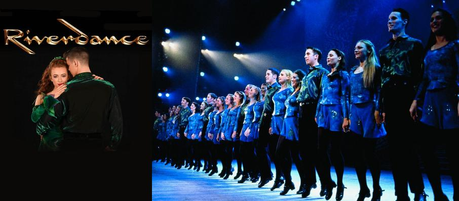 Riverdance at E J Thomas Hall
