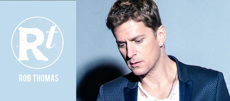 Rob Thomas at Youngstown Foundation Amphitheatre