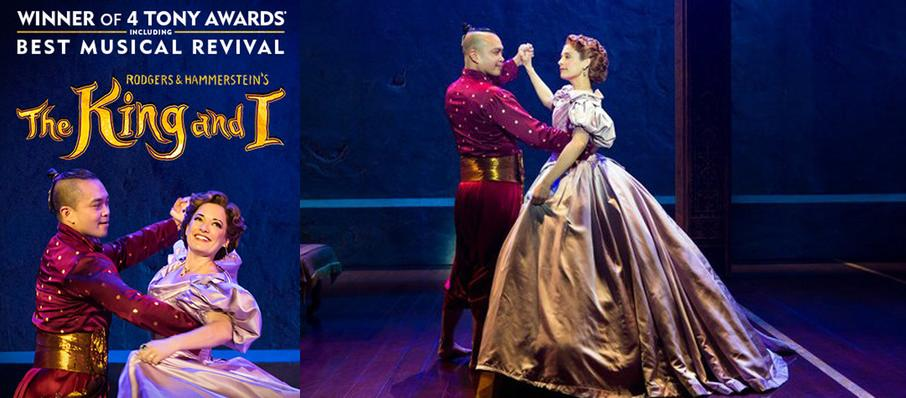 Rodgers & Hammerstein's The King and I at Performing Arts Center at KSU Tuscarawas