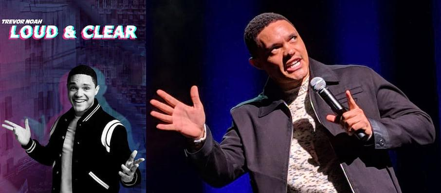 Trevor Noah at Hard Rock Rocksino Northfield Park