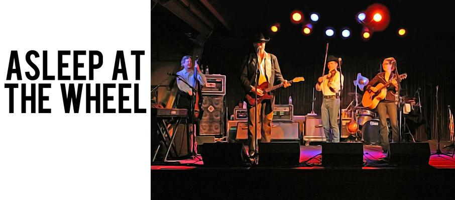 Asleep at the Wheel at The Kent Stage