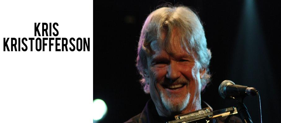 Kris Kristofferson at MGM Northfield Park