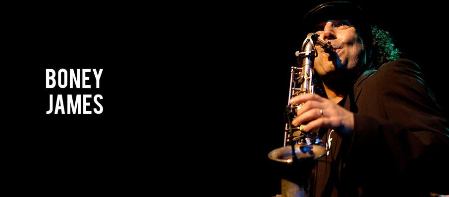 Boney James at Akron Civic Theatre