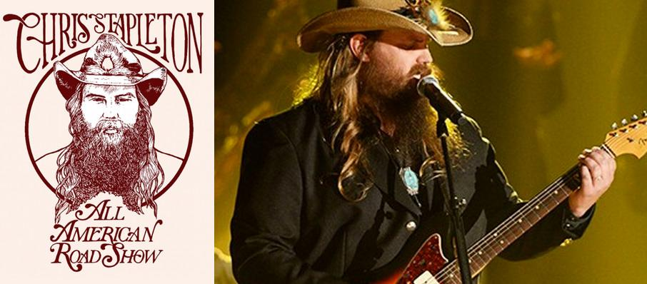 Chris Stapleton at Blossom Music Center