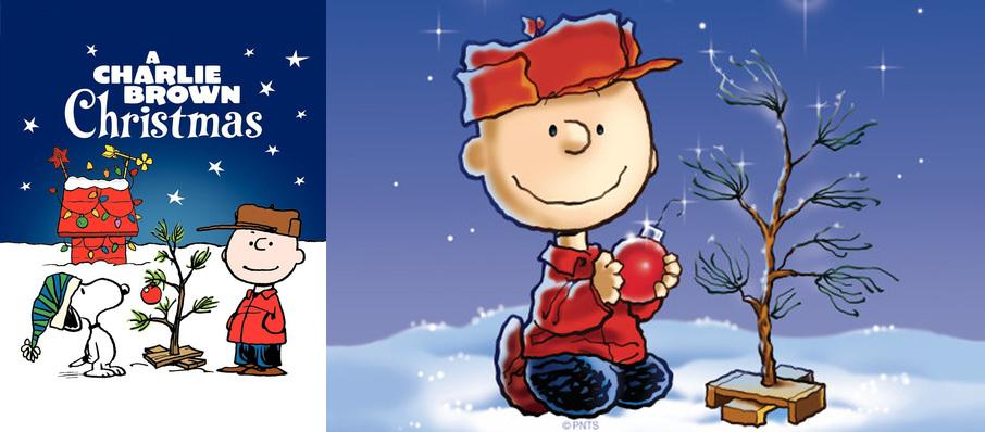Charlie Brown Christmas at Akron Civic Theatre