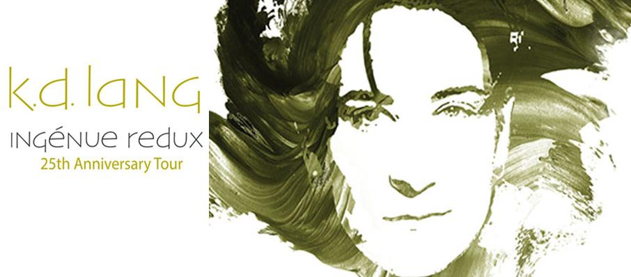 K.D. lang at Goodyear Theater