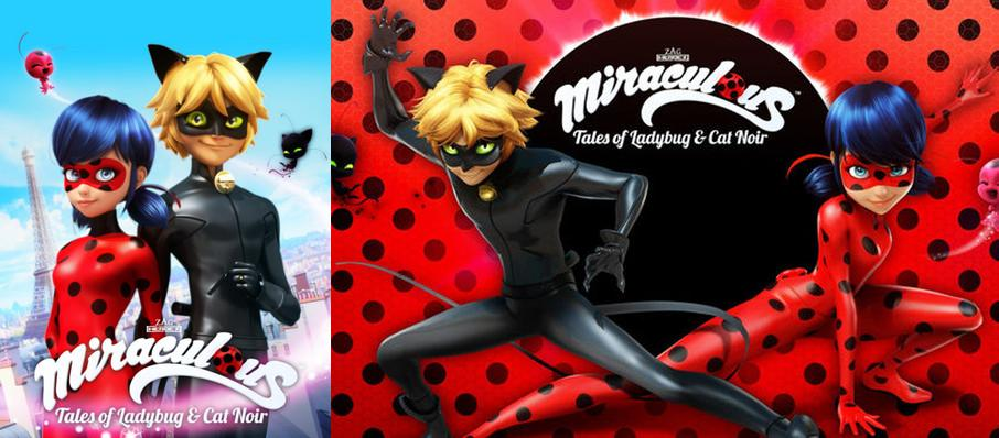 Miraculous - Tales of Ladybug and Cat Noir at E J Thomas Hall