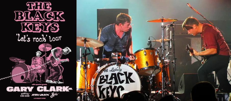 The Black Keys at Blossom Music Center