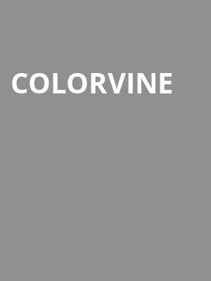 Colorvine at Musica