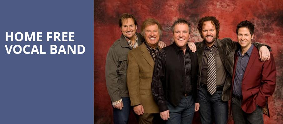 Home Free Vocal Band, Akron Civic Theatre, Akron
