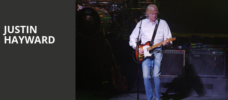 Justin Hayward, The Kent Stage, Akron