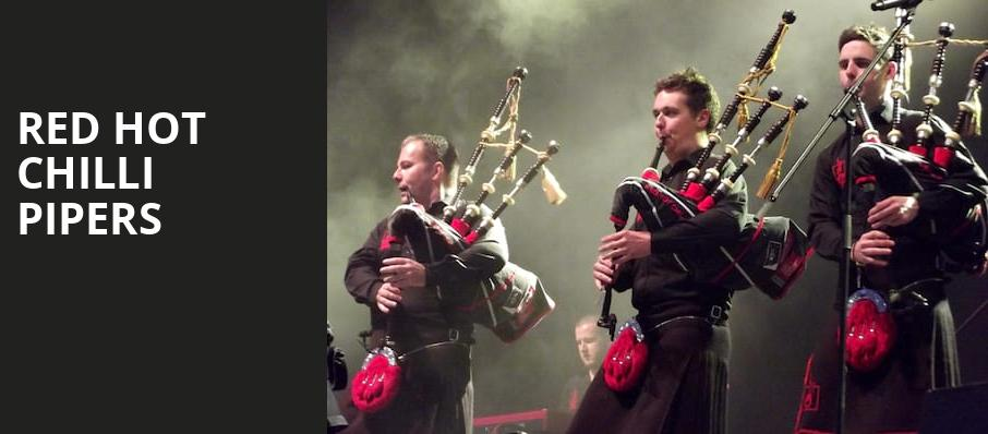 Red Hot Chilli Pipers, Akron Civic Theatre, Akron