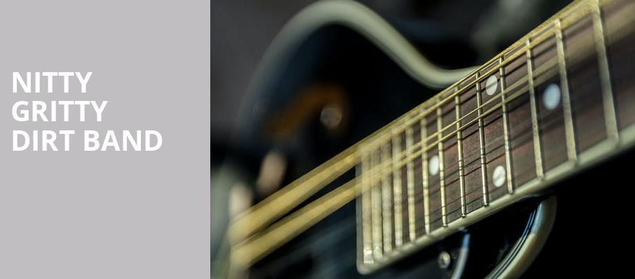 Nitty Gritty Dirt Band, The Kent Stage, Akron
