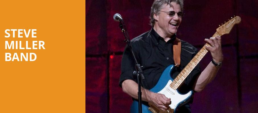 Steve Miller Band, Youngstown Foundation Amphitheatre, Akron