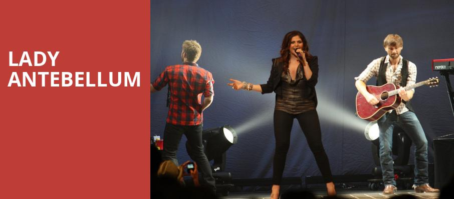 Lady Antebellum, Blossom Music Center, Akron