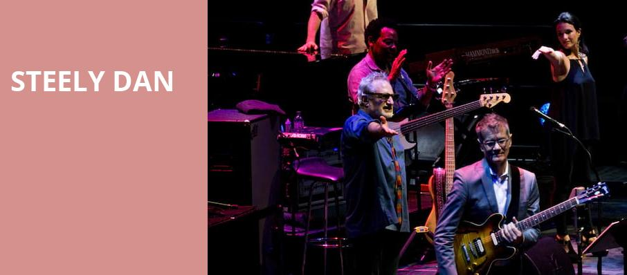 Steely Dan, Youngstown Foundation Amphitheatre, Akron