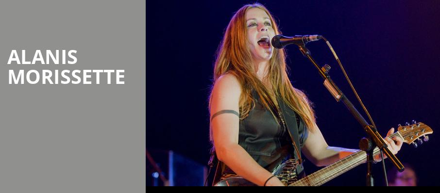 Alanis Morissette, Blossom Music Center, Akron