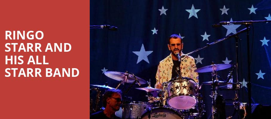 Ringo Starr And His All Starr Band, Hard Rock Rocksino Northfield Park, Akron