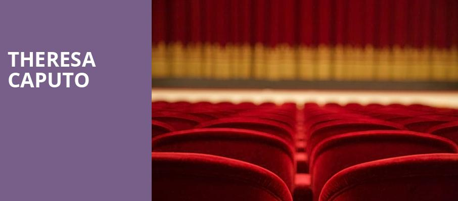 Theresa Caputo, E J Thomas Hall, Akron