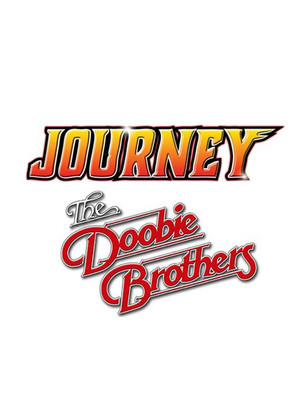 Journey The Doobie Brothers, Blossom Music Center, Akron